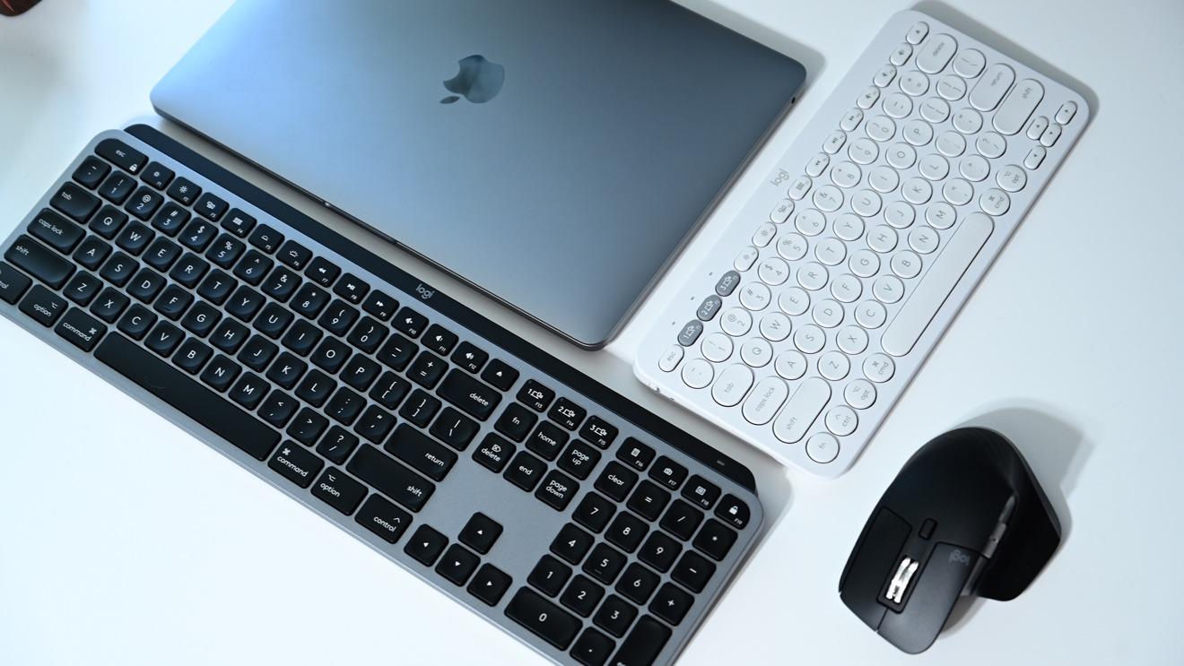 Todas las novedades de Logitech Apple engranaje
