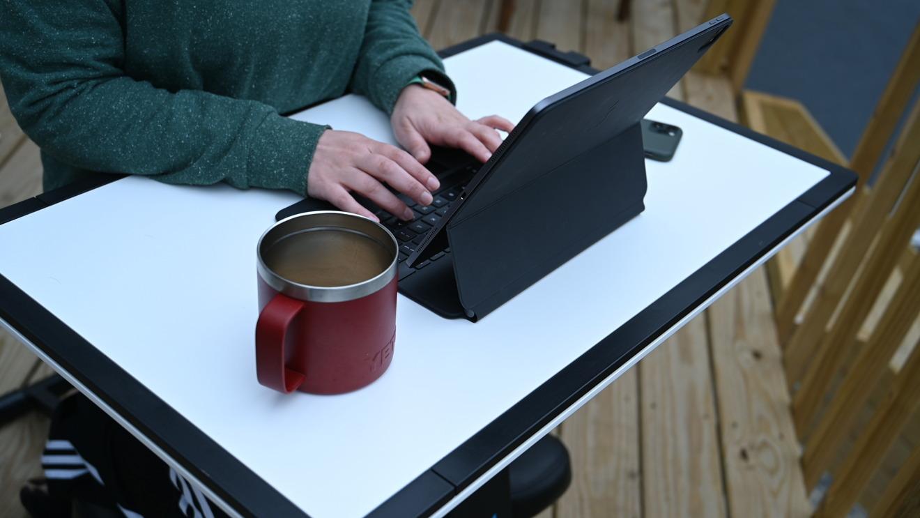Escribir en el escritorio Edge
