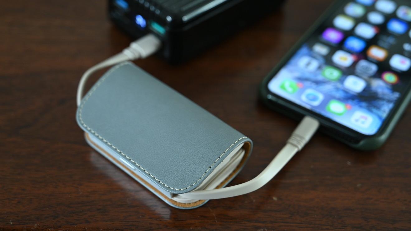 Moshi iongo 5k Duo es una increíble batería portátil