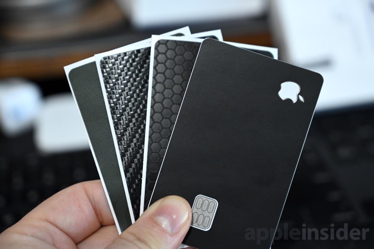 Camuflaje, fibra de carbono, swarm y dbrand negro mate Apple Máscaras de cartas