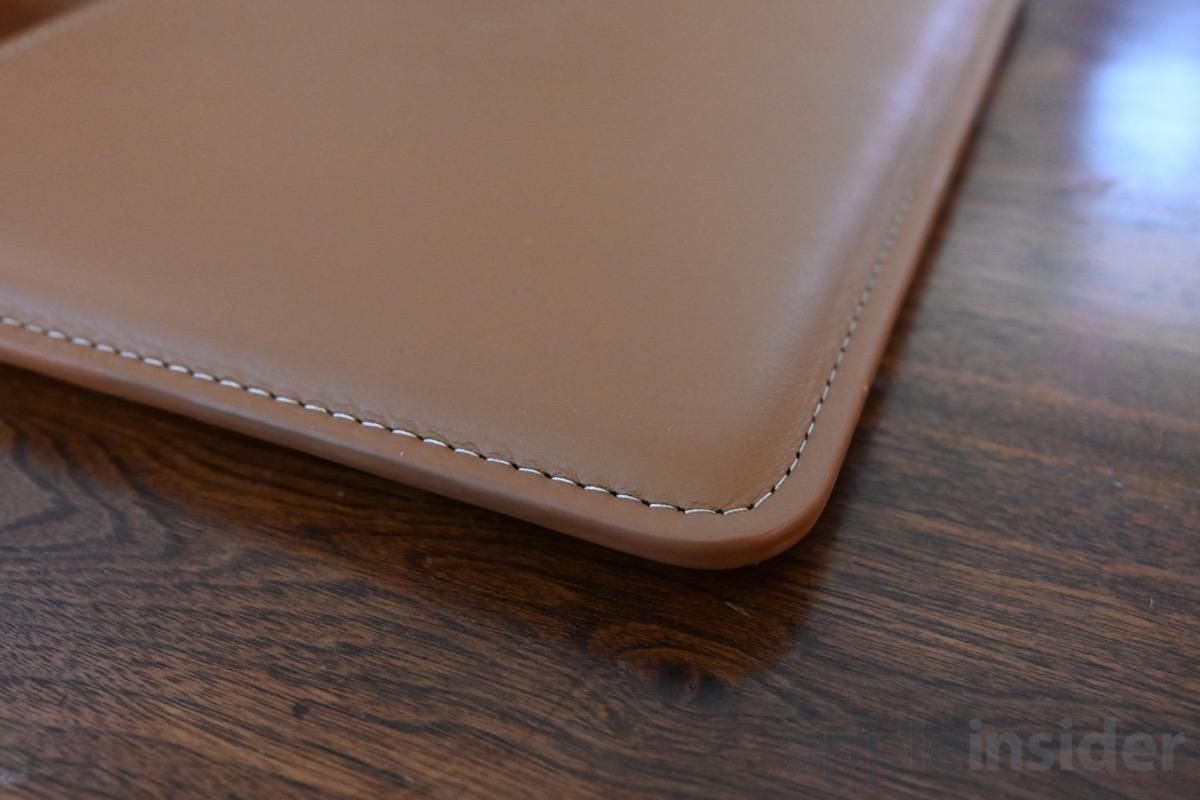 Laboratorio Picaso 15-pulgadas Funda MacBook Pro Classic Tan