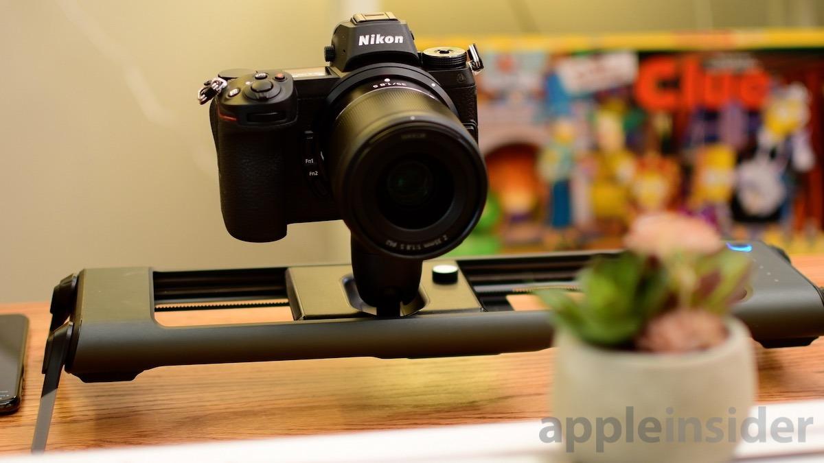 ROV Pro con Nikon Z7