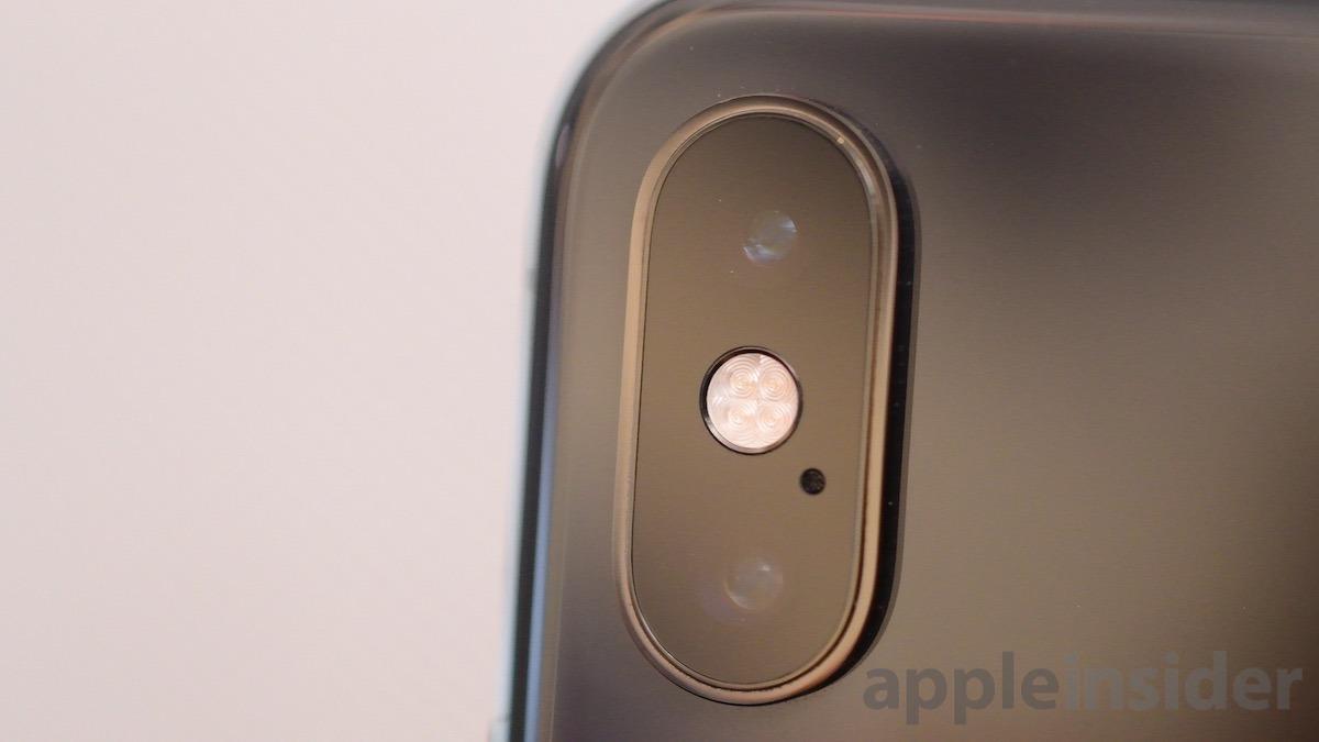 Cámaras iPhone XS Max