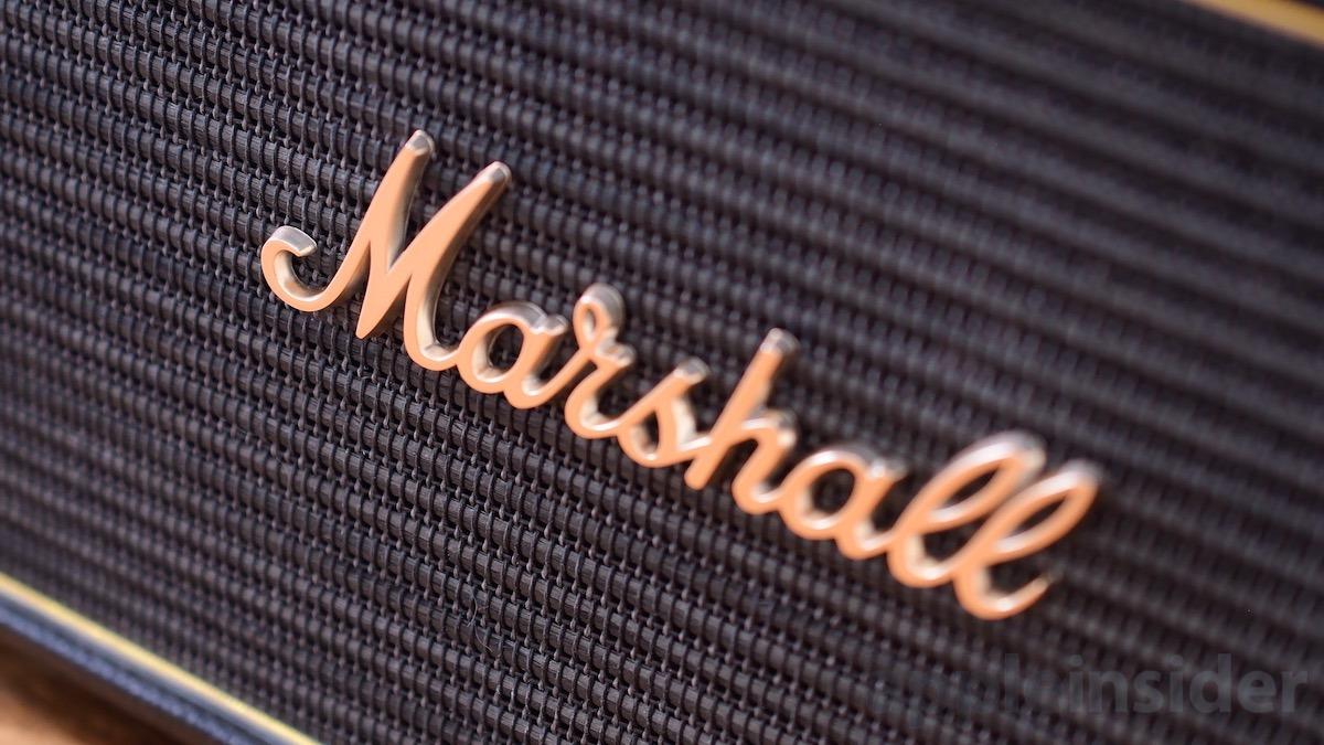 Logotipo de Marshall Multi-Room Speakers