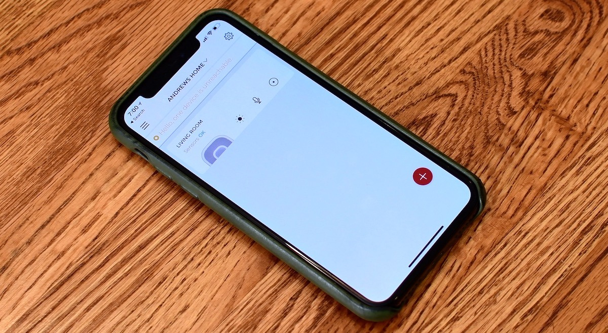 Aplicación First Alert Onelink Safe and Sound