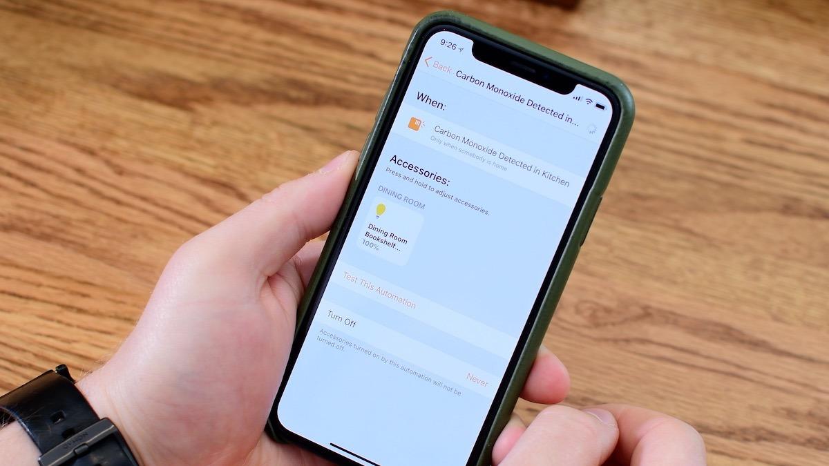 First Alert Onelink Automatización segura y sólida de HomeKit