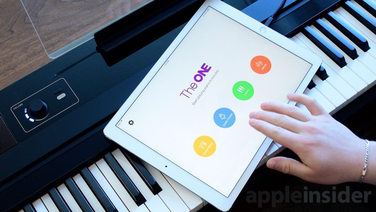 Aplicación ONE Smart Keybaord
