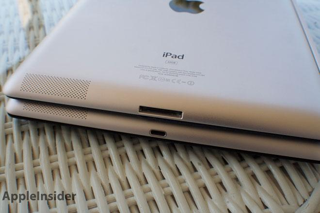 revisión de iPad