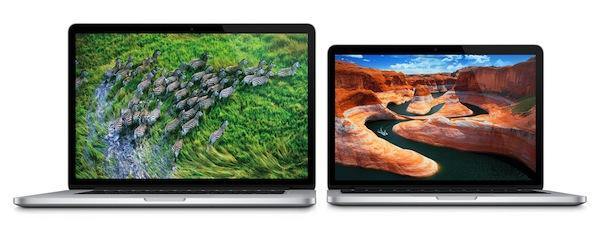 Pantalla Retina MacBook Pro