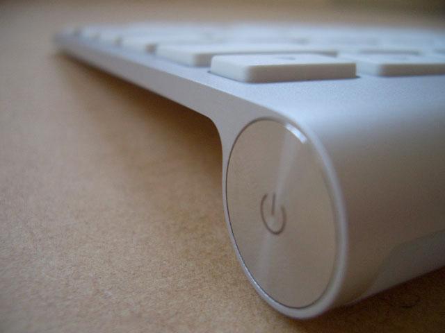 Apple  teclado inalámbrico (aluminio)