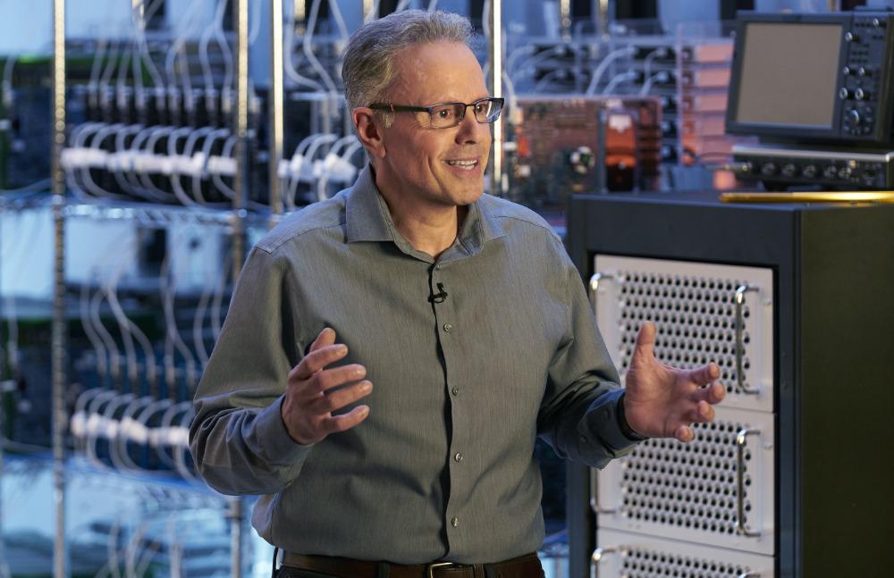 Johny Srouji, Applevicepresidente senior de tecnologías de hardware
