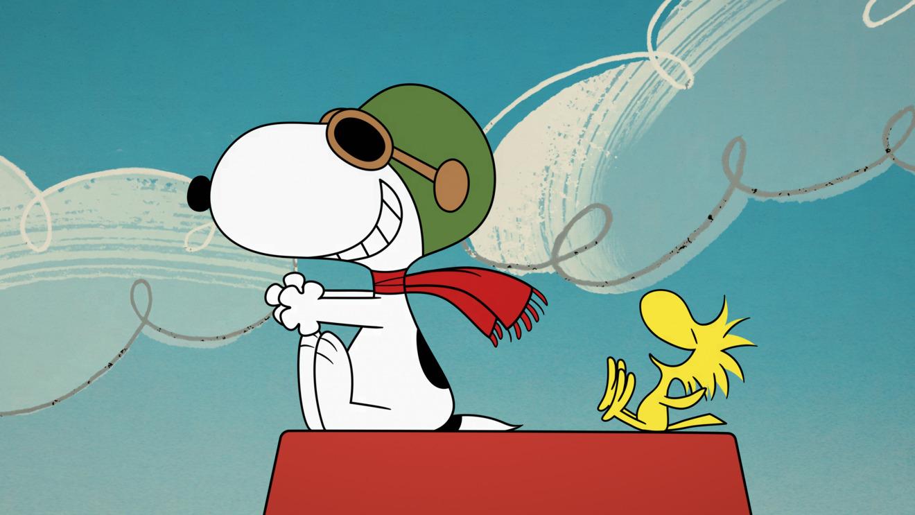 Episodio 1.  Snoopy y Woodstock en