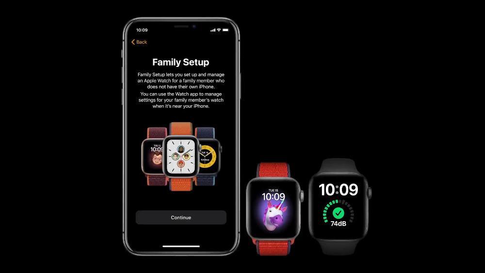 Detalle de cómo funciona la configuración familiar en iOS