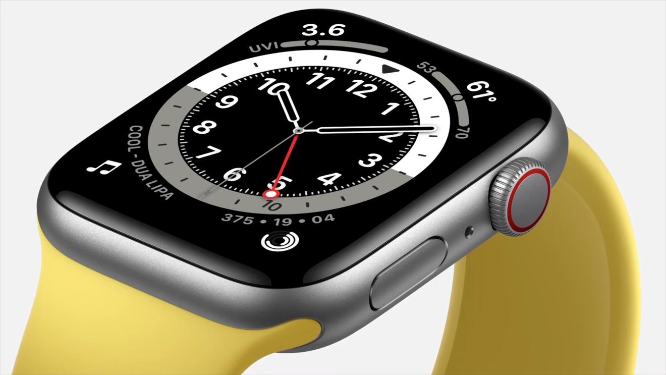 La Apple Watch SE