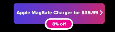 Apple  Botón de venta del cargador MagSafe