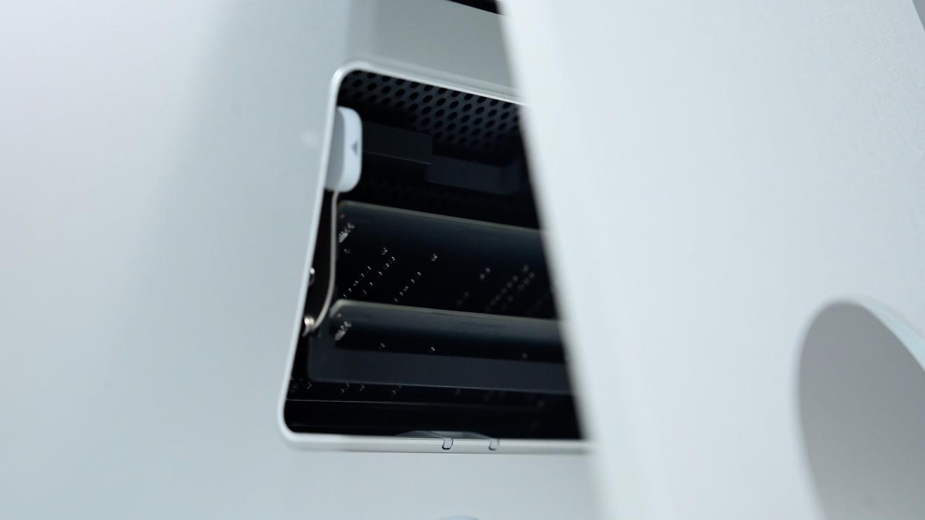 La RAM se puede actualizar en iMac de 27 pulgadas
