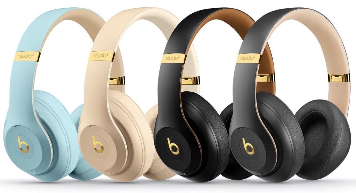 Apple  todavía no tiene AirPods para colocar sobre las orejas, pero tiene muchos en su gama Beats