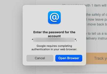 Los usuarios de Gmail que utilizan aplicaciones de correo electrónico no pueden acceder a sus cuentas