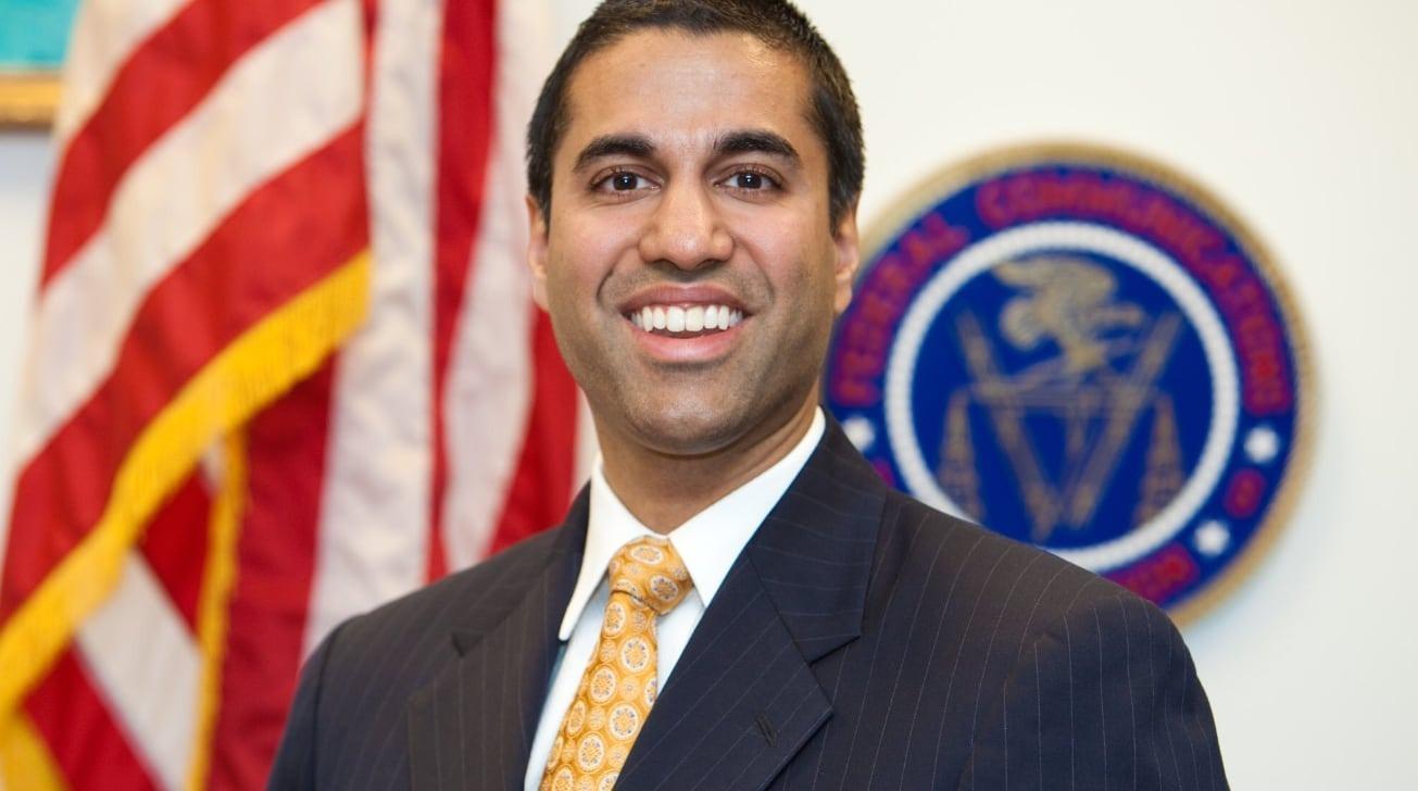 Ajit Pai, ex presidente de la FCC