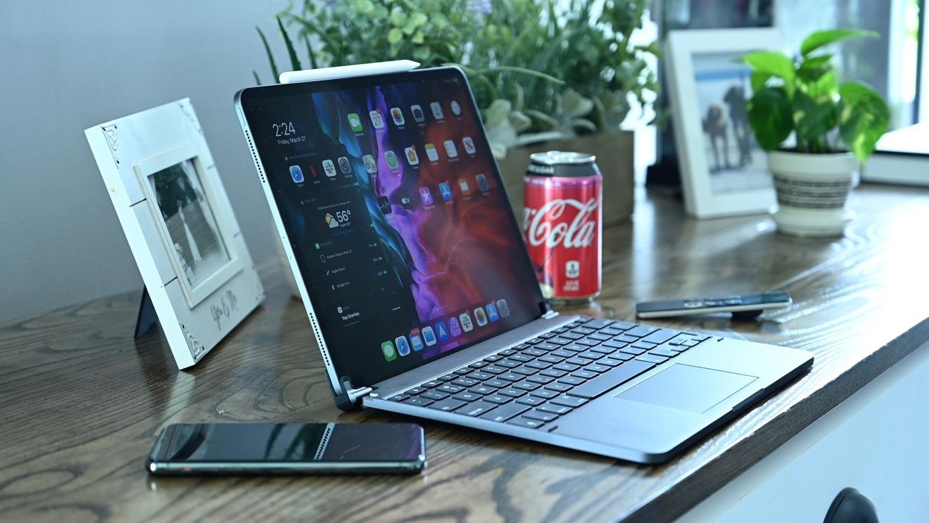 Los teclados para iPad de Brydge se encuentran entre los accesorios para iPad de terceros con descuento para el Black Friday
