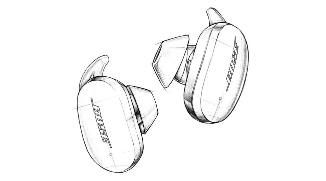 Una ilustración de los auriculares con cancelación de ruido 700, antes del cambio de marca.