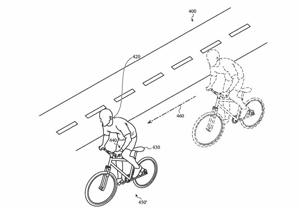 Un ciclista con auriculares necesitaría más conciencia del medio ambiente.