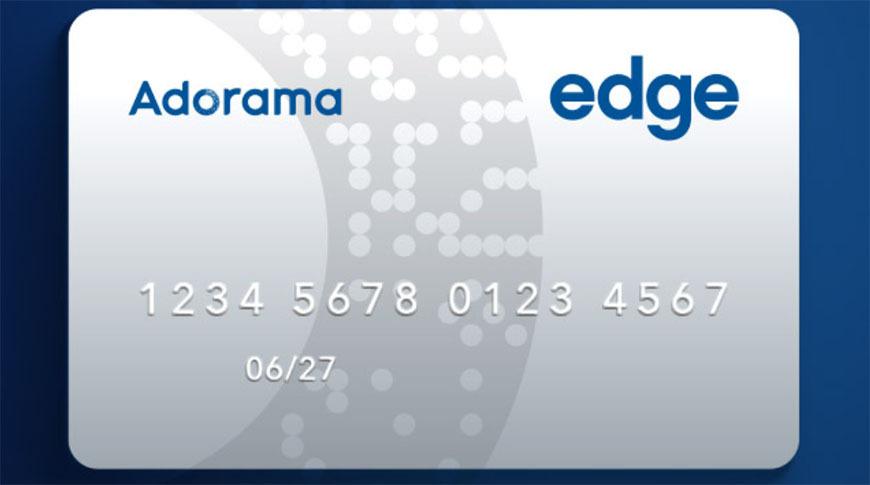 Ahorrar 5 por ciento con la tarjeta de crédito Adorama Edge