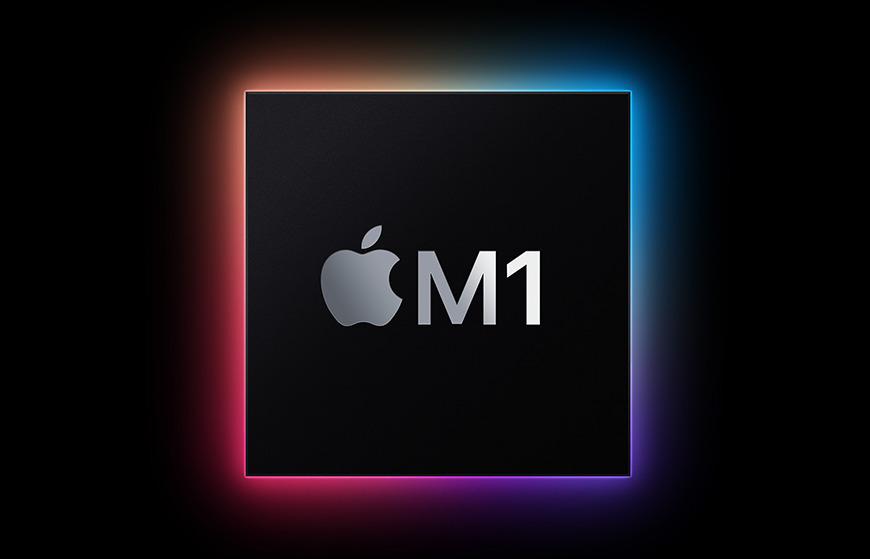 Apple  Procesador M1 en la nueva MacBook Pro