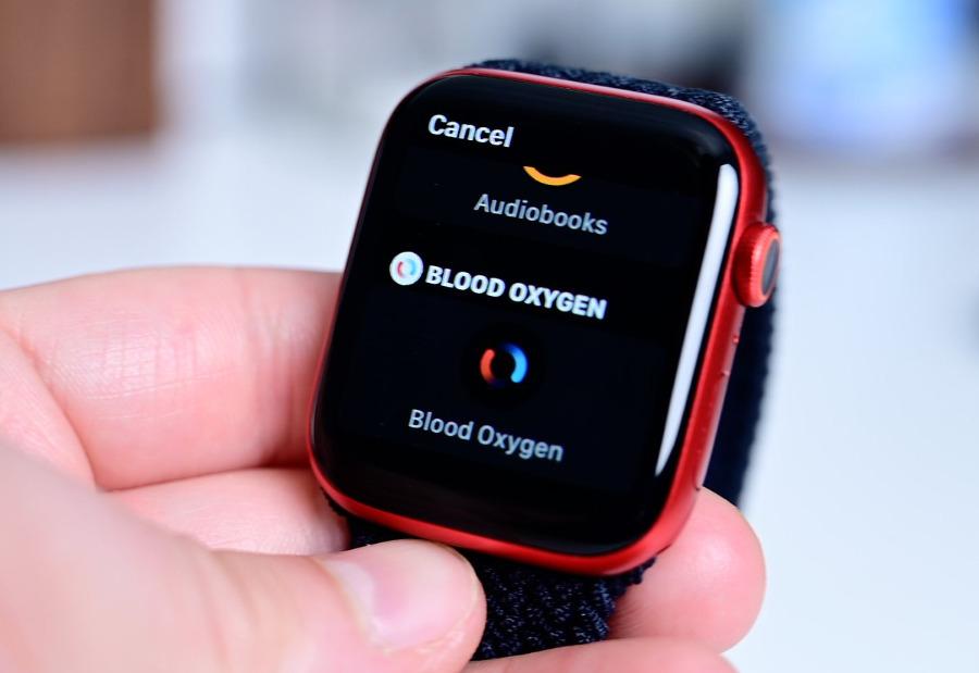 Apple Watch  incluye ejercicio y control de la salud