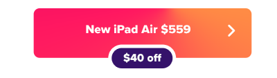 Nuevo iPad Air a la venta