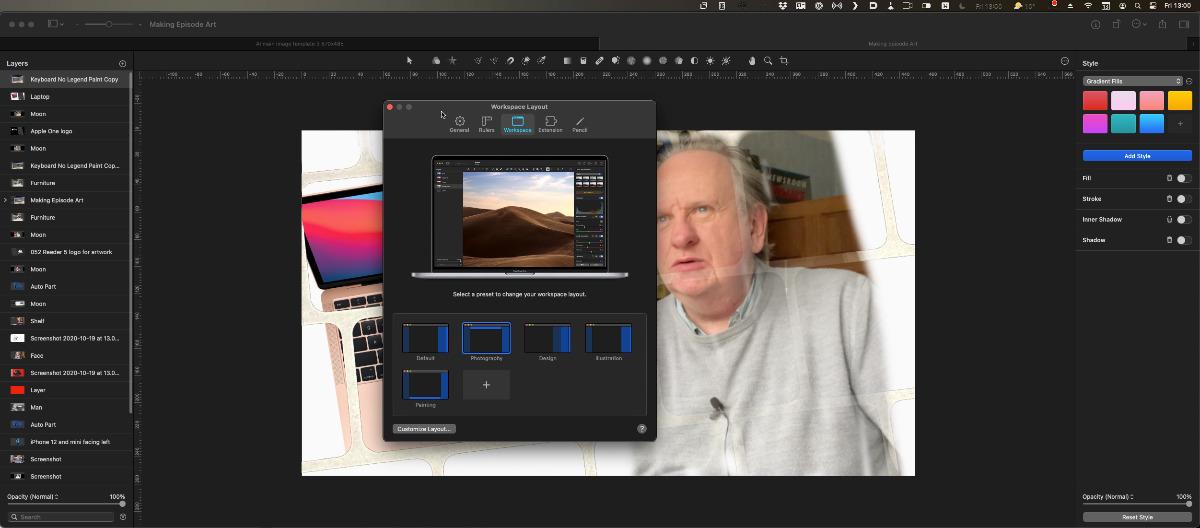Pixelmator Pro 2.0 contiene opciones preconfiguradas para adaptarse a ilustradores, fotógrafos y más, pero también puede ajustar todas las herramientas
