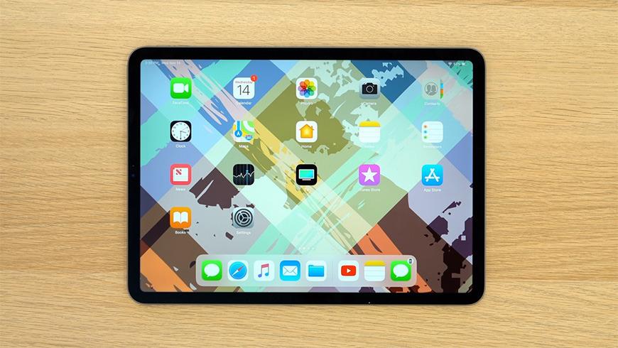El 10.8Se rumorea que el iPad de pulgadas tiene un diseño de bisel similar al iPad Pro.