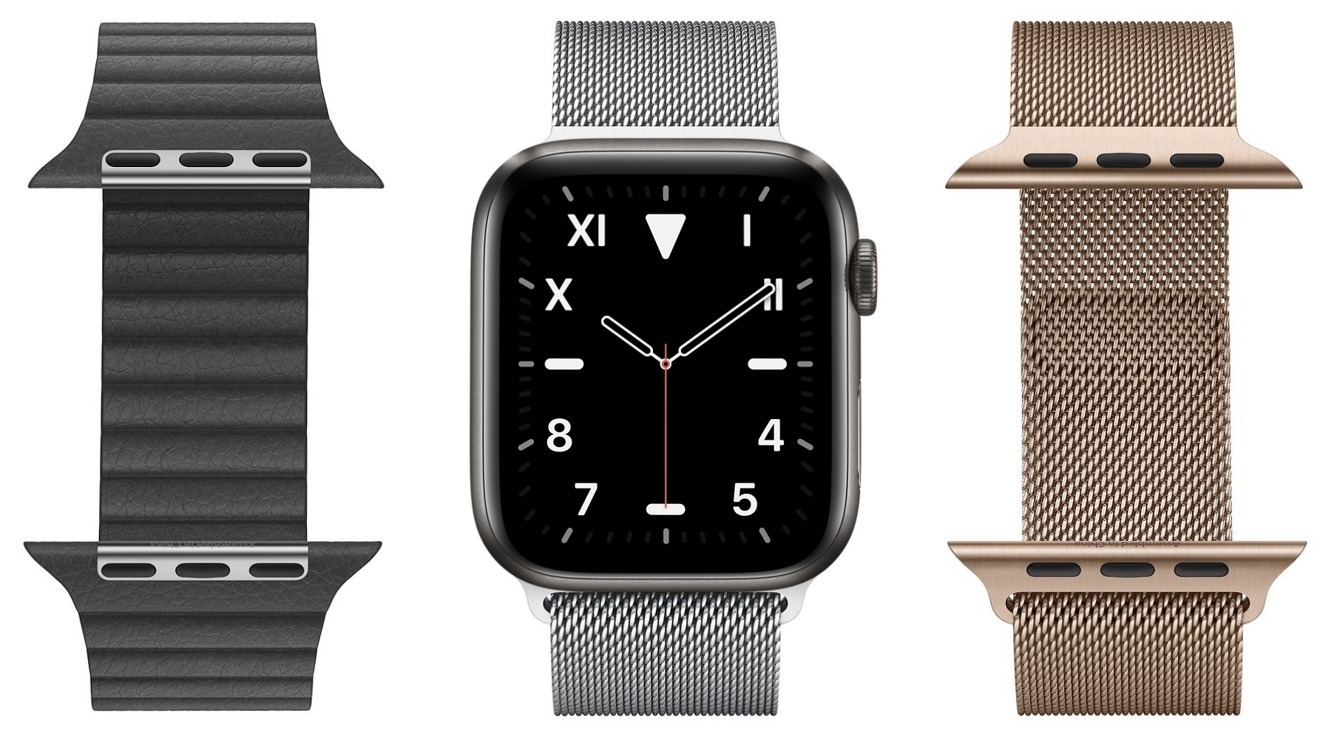 El plástico podría unirse a la lista existente de Apple Watch materiales de revestimiento en 2020.
