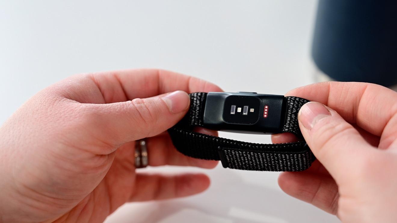 Monitor de frecuencia cardíaca Halo