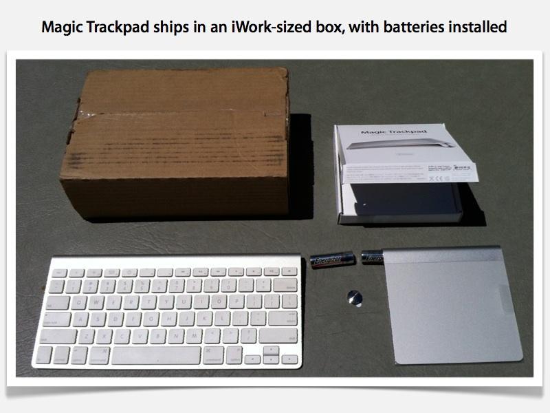 Trackpad mágico