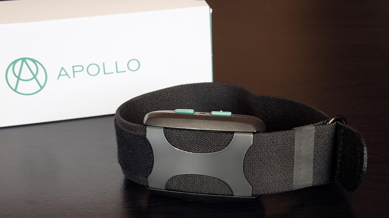 Apollo Neuro usa vibraciones para estimular su estado de ánimo y niveles de energía