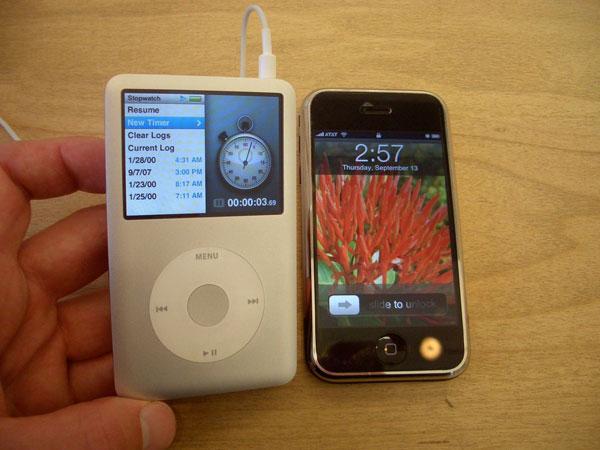 AppleiPod classic
