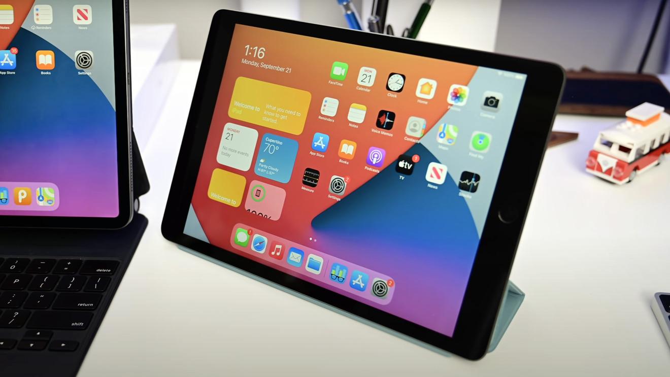 El 10.2El iPad de pulgadas (2020) está a la venta esta temporada navideña