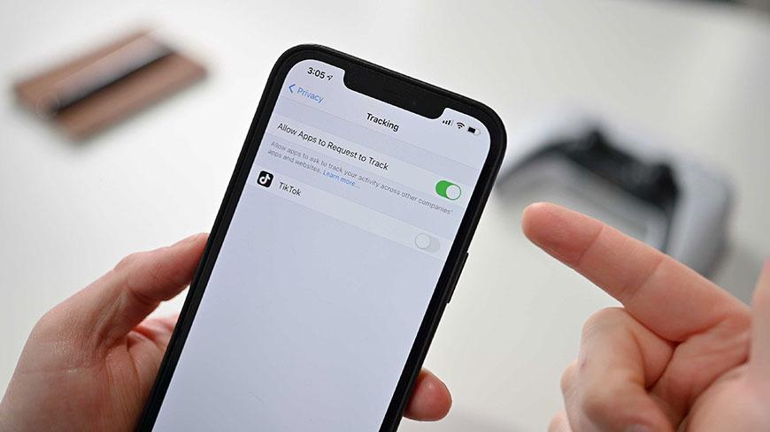 iOS 14.5 Transparencia de seguimiento de aplicaciones beta