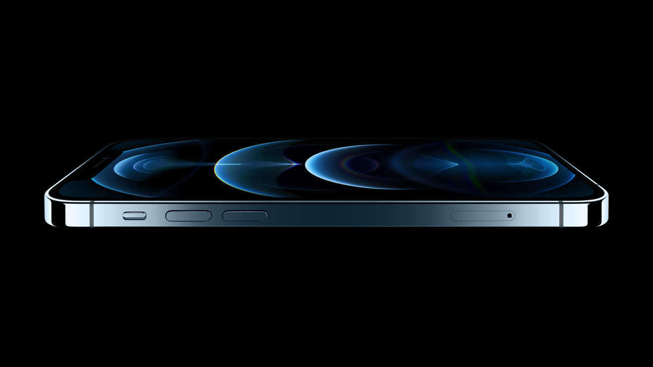 El iPhone Pro 12 (Apple)