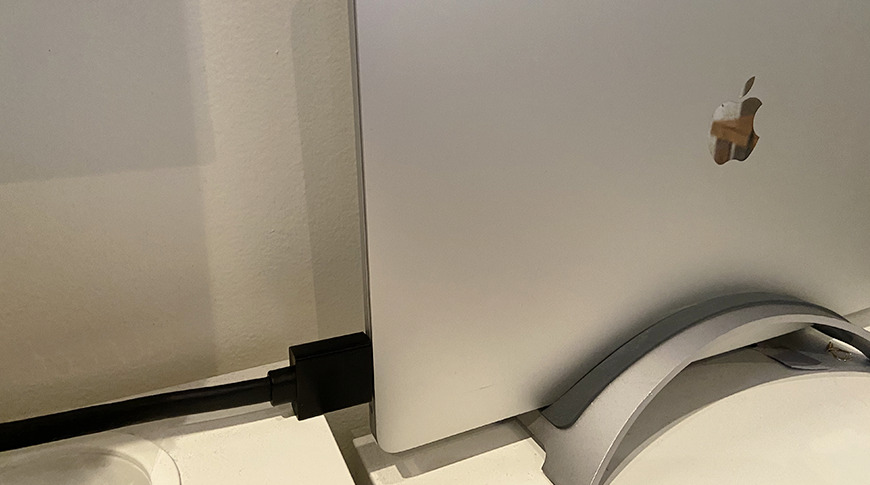 La estación de acoplamiento iVanky requiere dos puertos USB-C