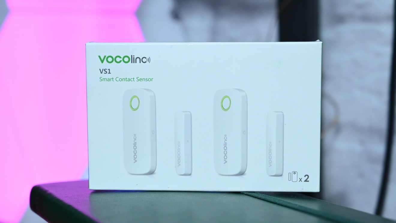La caja del VOCOlinc VS1