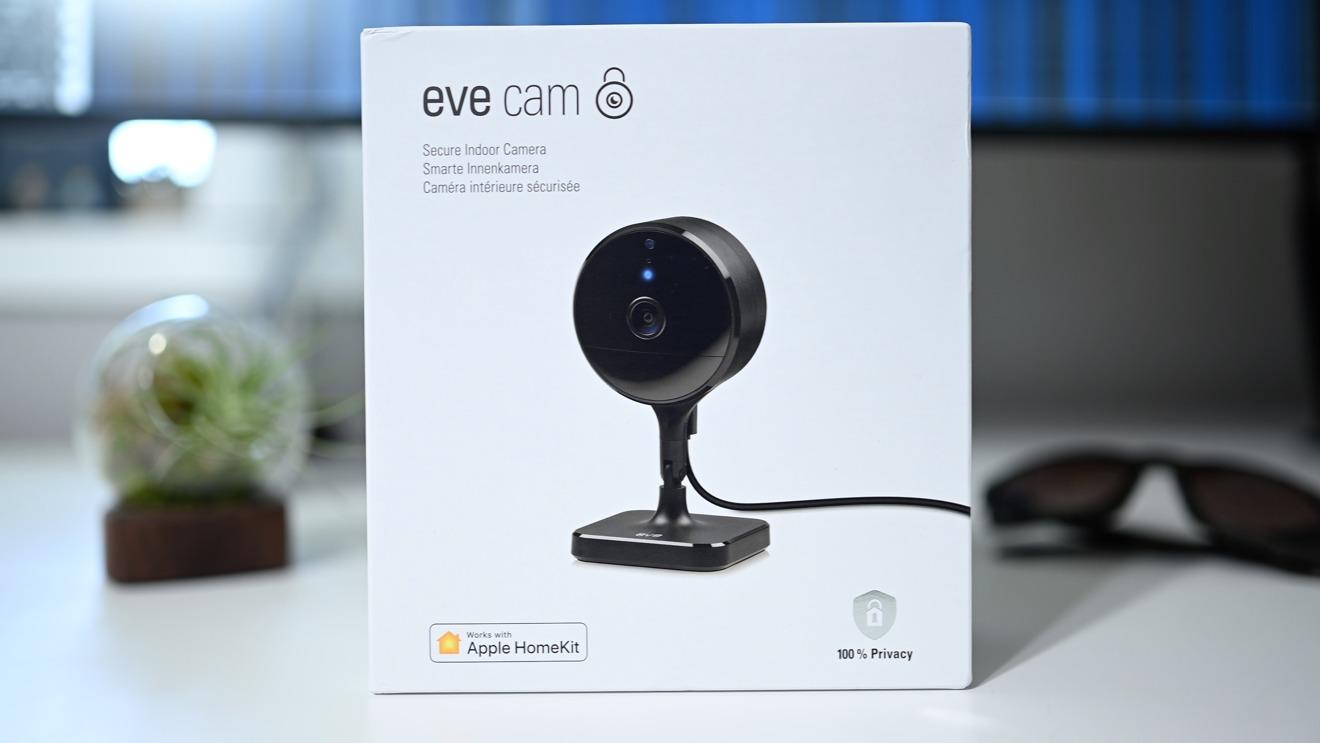Caja Eve Cam