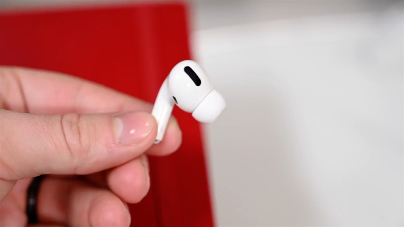 Auriculares individuales AirPods Pro