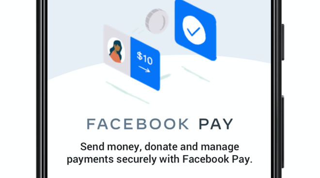 FaceBook Pay está llegando a todos Facebook aplicaciones.
