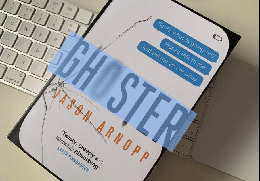 Simplemente arrastre sobre una imagen con texto y, en este caso, puede seleccionar el título de la novela.