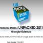 Evento de desempaquetado de Samsung Mobile anunciado para CTIA 2011