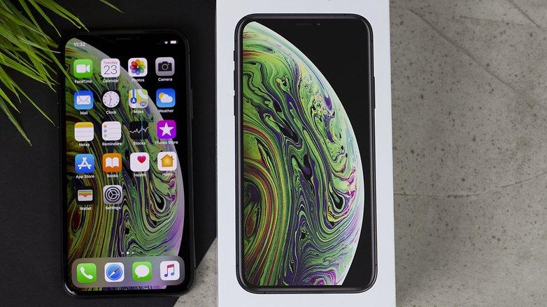 iPhone xs 05