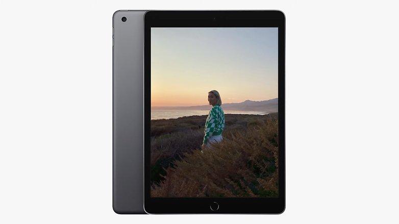 Nota clave de iPad 17